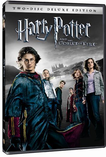 Dans les coulisses de la coupe de feu et de son dvd - Harry potter et la coupe du feu ...