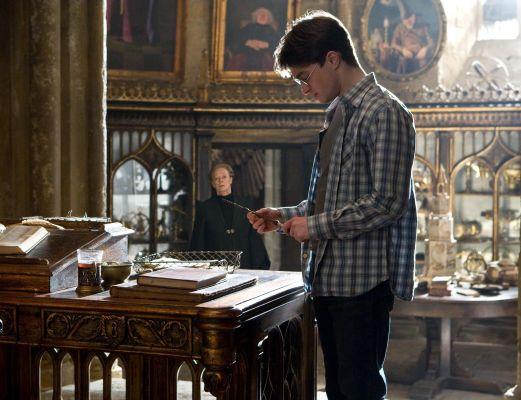 Des photos pour Harry Potter et le Prince de Sang-Mêlé 25