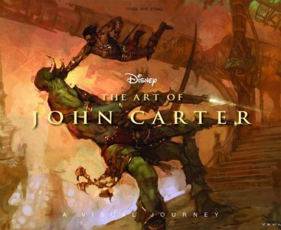 artbook John Carter