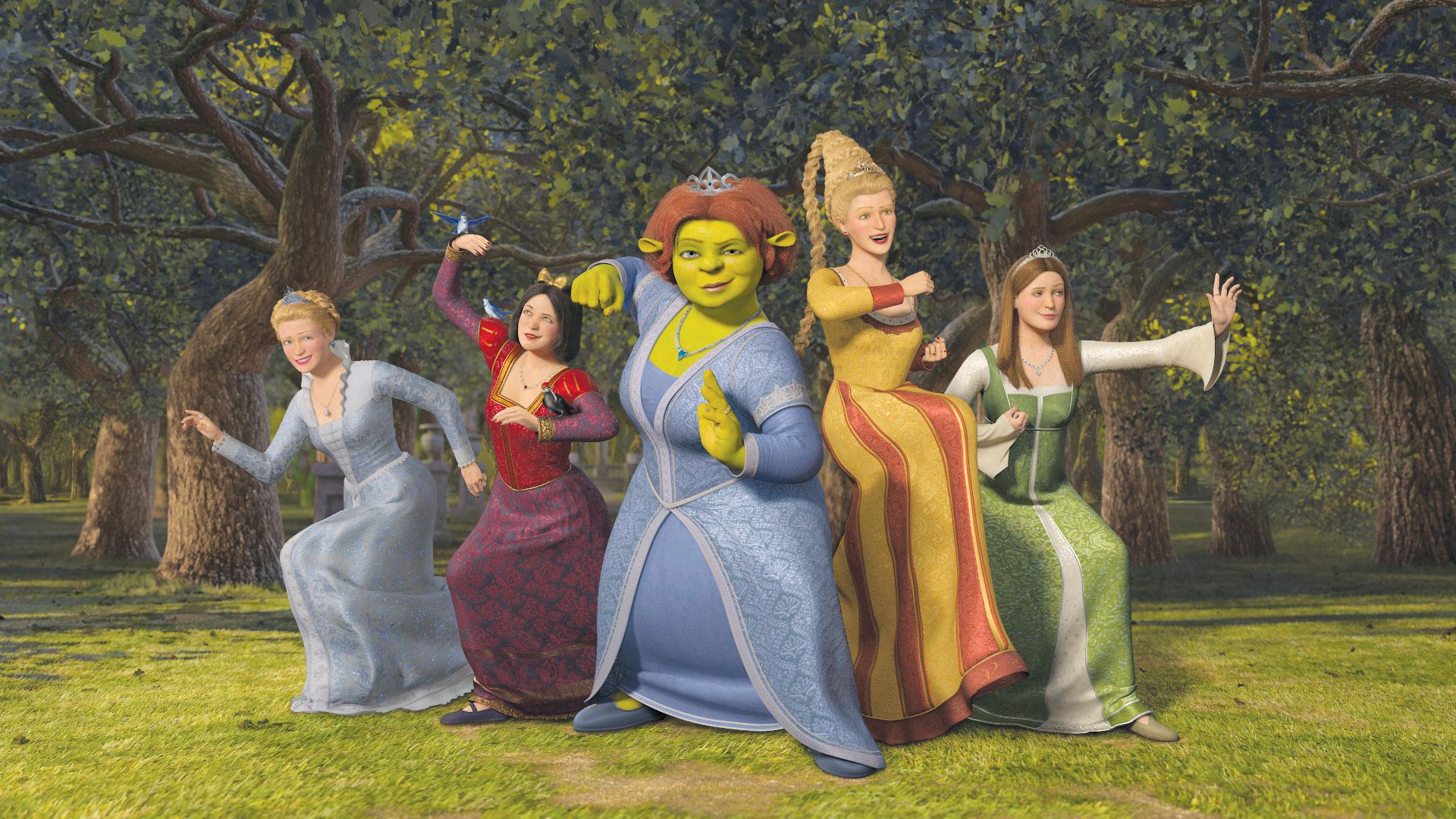 Par Gillossen   le mardi 24 octobre 2006   224  09 54 11Shrek 3 Fiona