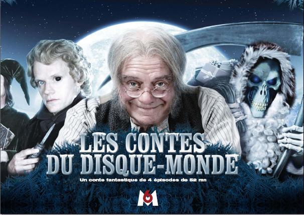 CDC,CDG : Ciné,DVD, Télé... - Page 6 Contes-dm