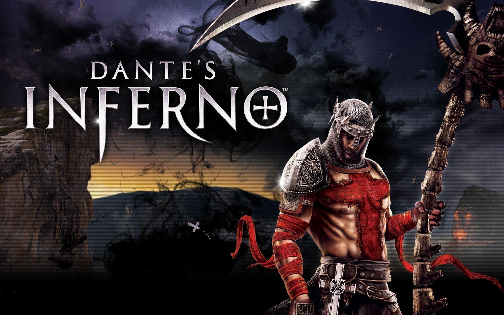 affiche Dante s Inferno