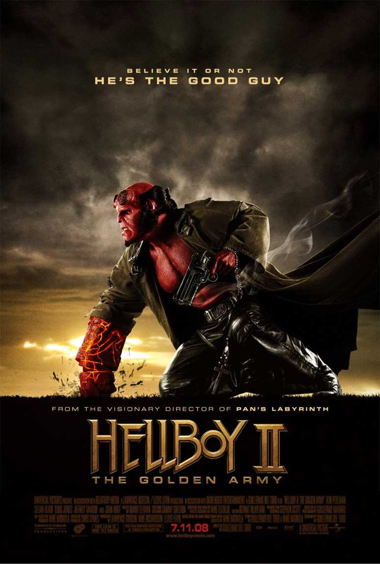 Hellboy 2 dans Films fantastiques : Hellboy 2 hellboy2