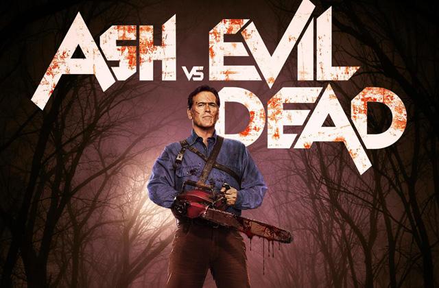 Ash vs Evil Dead Ashcs