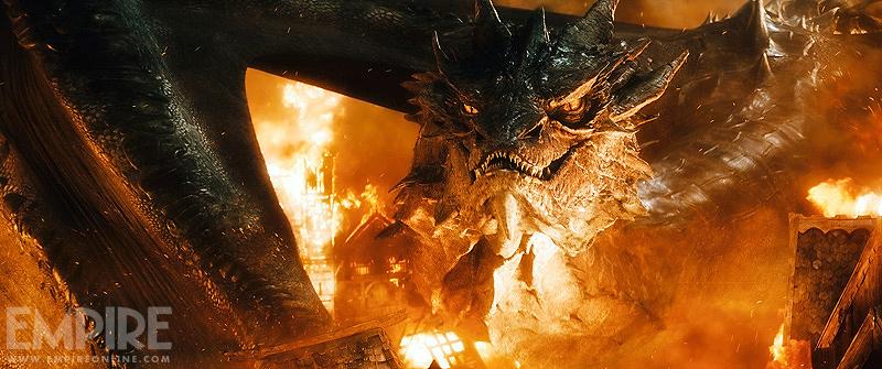 Le Cauchemar D'Émeraude  Les Dragons du Cauchemar The-hobbit-the-battle-of-the-five-armies-smaug-1