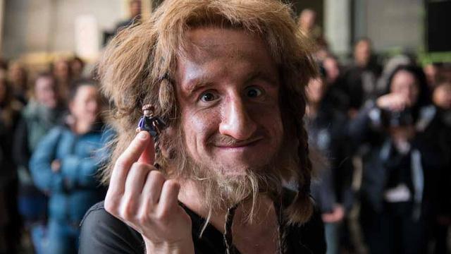 Ori hobbit actor